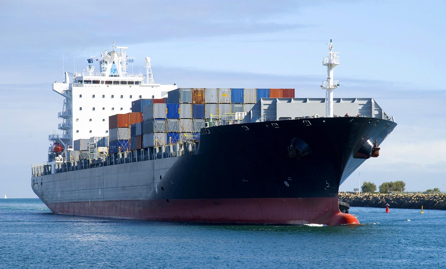Cung cấp dịch vụ vận tải biển