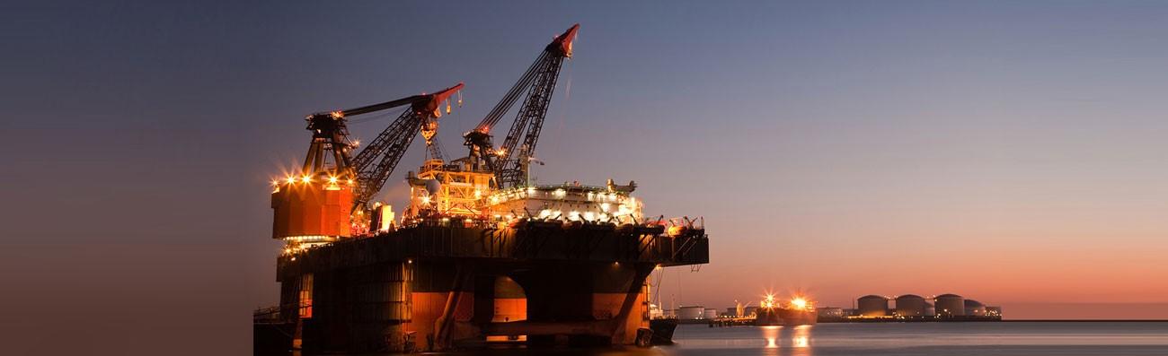 Cung cấp vật tư thiết bị dầu khí