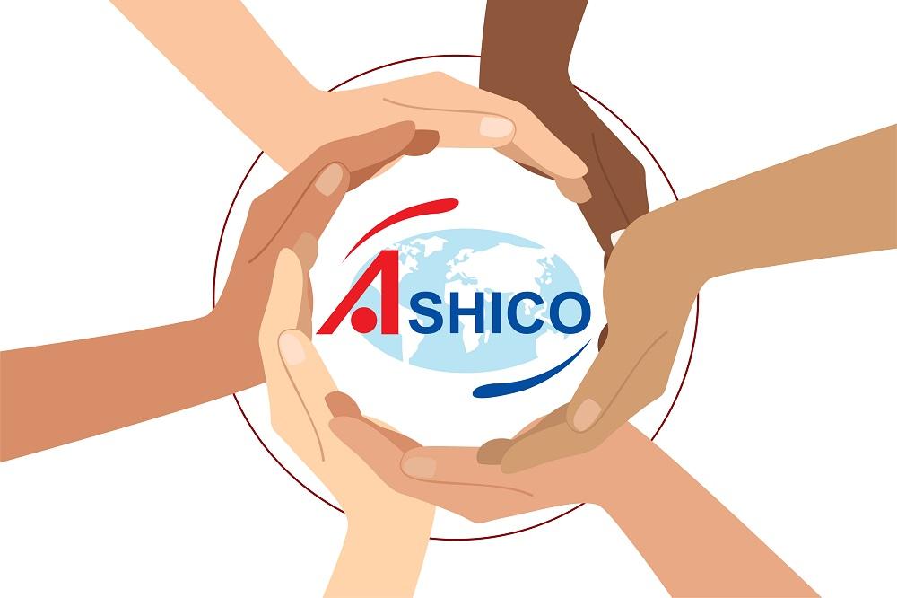 Chia sẻ giá trị Ashico