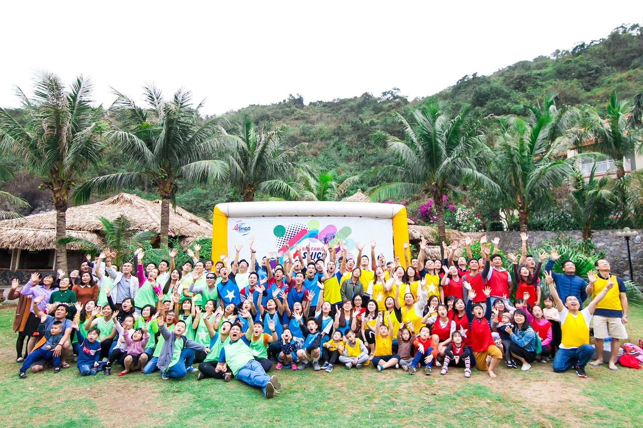 Lễ kỷ niệm 10 năm thành lập Công ty ASHICO (11/4/2008 - 11/04/2018)
